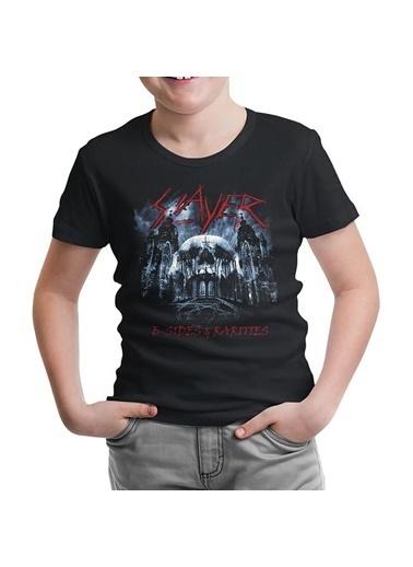Lord Tshirt Slayer - B-Sides & Rarities Siyah Çocuk Tshirt Siyah